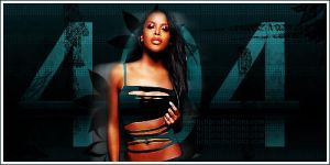 Aaliyah 404 by GraphiXxKinG