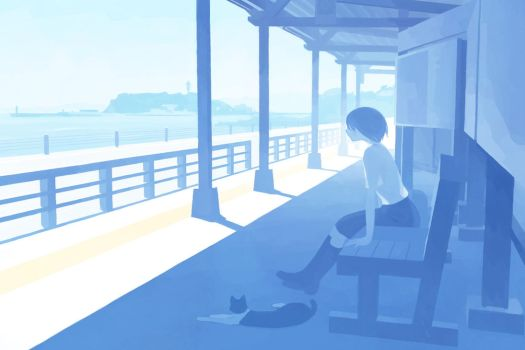 Afternoon Afloat by namito111