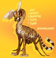 AnimalSwap by FablePaint