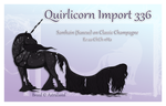 Custom Quirlicorn Import 336 by Astralseed