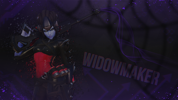 Widowmaker by DimisionART
