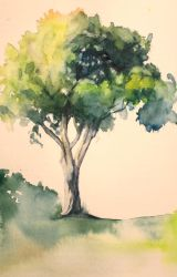 Mango tree on my way to work by hrutger