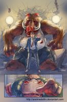 Elephantmen 51. Free in Comixology (for now) by AxelMedellin