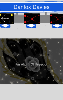An Atom Of Freedom by DSDFox
