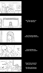 Theresa Page 9 (storyboard) by DKLreviews