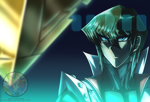 [Screencap Redraw] Pharaoh.. + Speedpaint by AtemKira