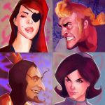 Venture Bros Series 1 by Phobos-Romulus