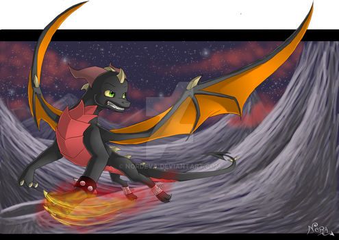 Fire Claw by Nordeva