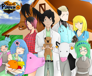 ::Contest Entry: Our little Farm:: by XxStrawberryQueenxX