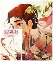 Requiem artbook preview by circus-usagi