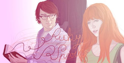Ruby Sparks - second version by AimFreaky