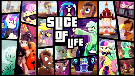 [WOTW #6] - Slice of Life by AntylaVX