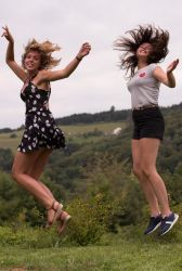 hair in the air by YgsenddPhoto