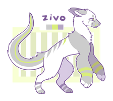 Adopt Auction - Zivo (CLOSED) by Senyuri