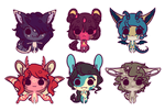 : adopt batch 1 : CLOSED by weevil-adopts