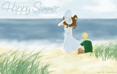 Dhr Summer by Male-chan by Dramione-Club