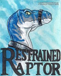 Restrained Raptor AC2010 Badge by RestrainedRaptor