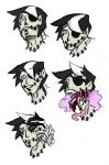 Dr Necro Expressions Test by Darksilvania