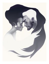 yinyang by andrahilde