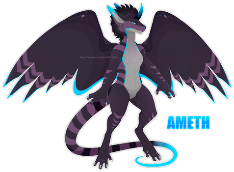 [COM] Ameth [Sticker] by Solar-Paragon