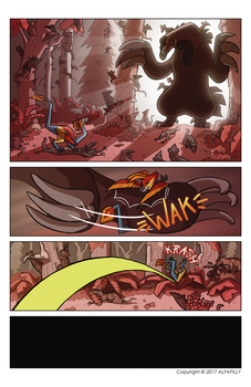BOOM and the Doomsday Debacle 9/12 by AlfaFilly