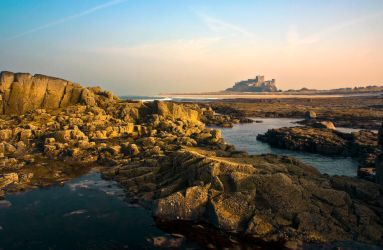 Bamburgh Castle 7 by newcastlemale