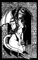 SUCCUBUS by RockyAndreotti