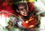 Don't give up ! MAN OF STEEL by YTNAS