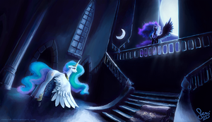 Please Tell Me It's Just A Dream by Nemo2D