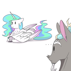 Mom Birdlestia attacks by GlitterStar2000