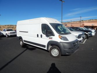 2018 Ram ProMaster 2500 159WB High Roof Cargo Van by CadillacBrony