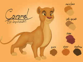 Caramel (older sheet, new one coming soon) by CarameliaBriana