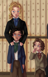 Les Mis: R, you are a dead man by aka-noodle