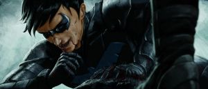 nightwing by themimig