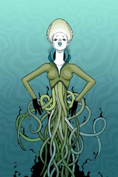 Nice Tentacles by stuntkid