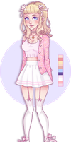 Pretty in Pink (CLOSED) by DiniZee