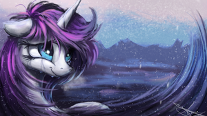 Hope in Desolation Speedpaint (Art Trade) by AurelleahFreefeather