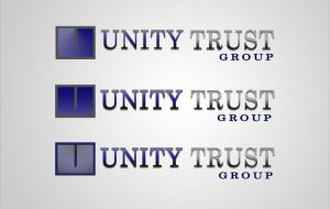 Unity Trust Logo Design 1 by nathanielwilliam