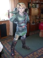 WIP Link Life Sized _II by AZBY
