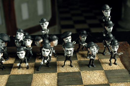 Mimes II by Atgill
