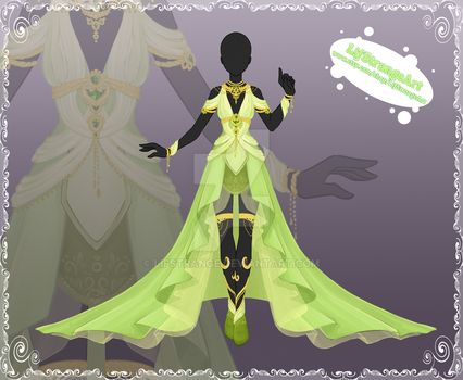 [Close] Adoptable Outfit Auction 119 by LifStrange