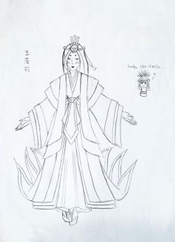 Heian no Youko San by ReDelta88
