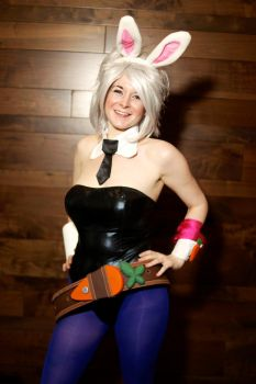 Battle Bunny Riven MTAC 2015 #11 by Lightning--Baron