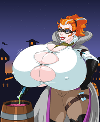 [Halloween 2018] The Mad Scientist by Dea-Jn
