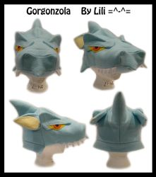 Gorgonzola Hat by LiliNeko