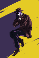 Rorschach by pm9402