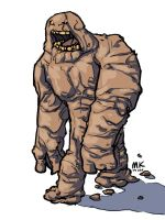 Clayface by MK01