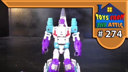 Toys from the attic E274 transformers  dred wind by Jason-K