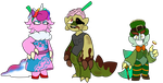 Ekitai OTA Adoptables - CLOSED by ACLuigiYoshi