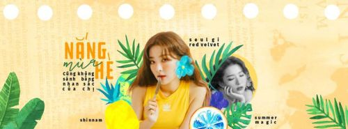 QUOTES COVER || SEULGI RED VELVET by Shinnam